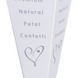 Premium Natural Wedding Day Petal Confetti Biodegradable
