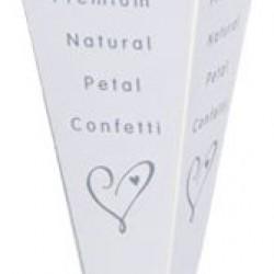 Premium Natural Wedding Day Petal Confetti Biodegradable