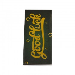 Good Luck 80g Chocolate Bar Card