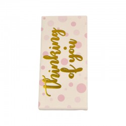 Thinking Of You 80g Chocolate Bar Card