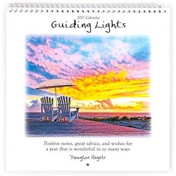 2021 Guiding Lights Positive Verses Small Calendar by Blue Mountain Arts
