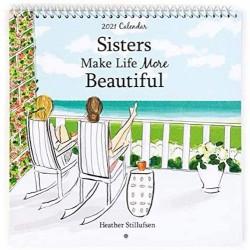 2021 SISTER Verses Calendar 'Sisters Make Life More Beautiful' by Blue Mountain Arts