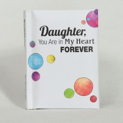 Blue Mountain Arts Daughter You Are Forever In My Heart Little Keepsake Book