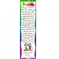 Blue Mountain Arts: Friends Bookmark