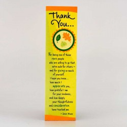 Blue Mountain Arts: Thank You Bookmark