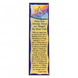 Blue Mountains Arts: Always Have An Angel By Your Side Bookmark