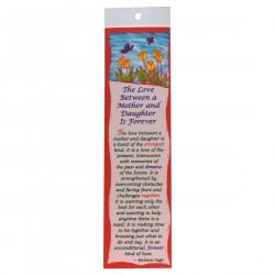 Blue Mountain Arts: Love Between Mother & Daughter Bookmark
