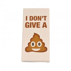 I Don't Give A Sh*t 80g Milk Chocolate Gift Card Bar