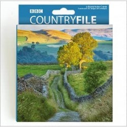 Scenic Country BBC Countryfile World Range Blank Notecards