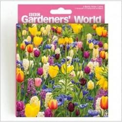 Tulips BBC Gardener's World Range Blank Notecards