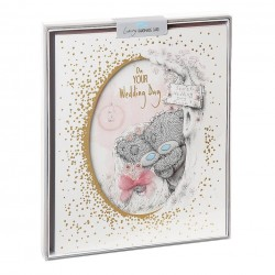 Me to You Tatty Teddy Luxury Wedding Boxed Card