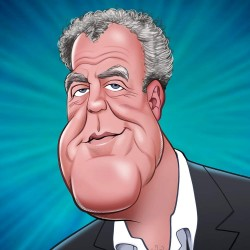 Jeremy Clarkson - Greeting Sound Card by Really Wild Cards