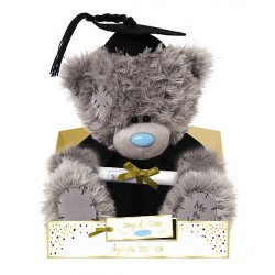 "Me To You Signature Collection Tatty Teddy 9"" Graduation Bear with Scroll"