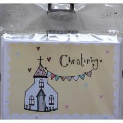 Church Christening Invites