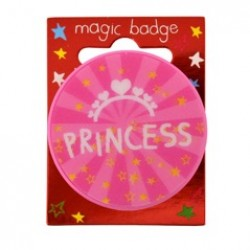 Princess Magic Holographic Badge